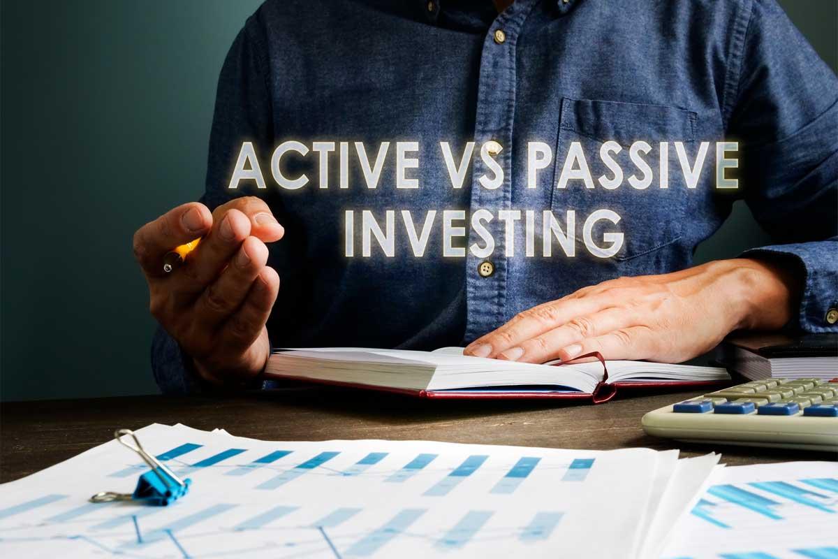 Aktivní vs. Pasivní investování