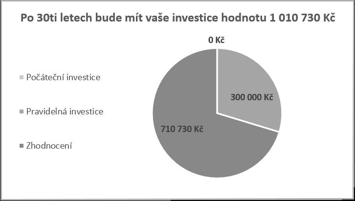 zhodnocení investice