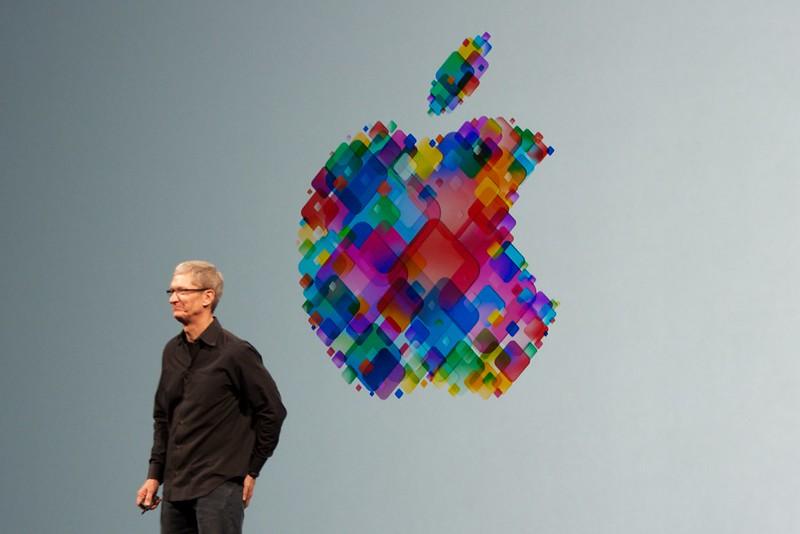 Tim Cook, generální ředitel společnosti Apple.
